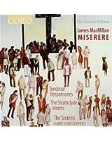 Miserere, Tenebrae Responsories, The Strathclyde Motets