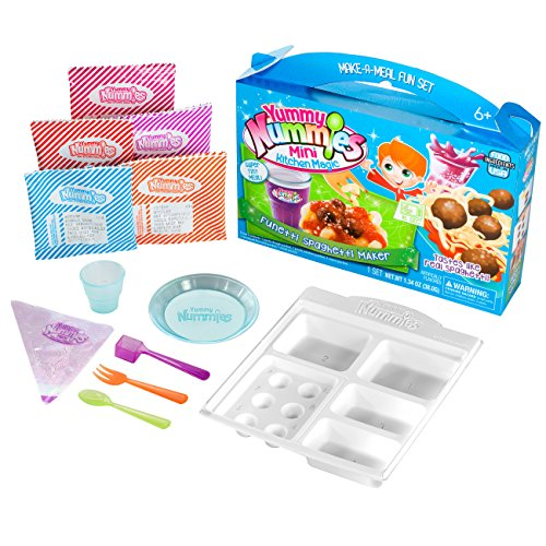 Yummy Nummies Make-a-Meal Fun Set - Funetti Spaghetti Maker - 1