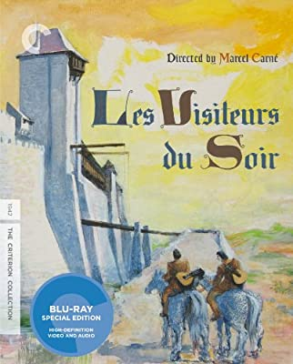 Les visiteurs du soir (The Criterion Collection) [Blu-ray]