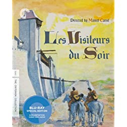 Les visiteurs du soir (Criterion Collection) [Blu-ray]