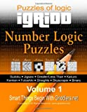 iGridd - Number Logic Puzzles: Sudoku, Jigsaw, Greater/Less Than, Kakuro, Kenken, Futoshiki, Straights, Skyscraper, Binary