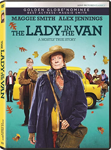 DVD : Lady In The Van