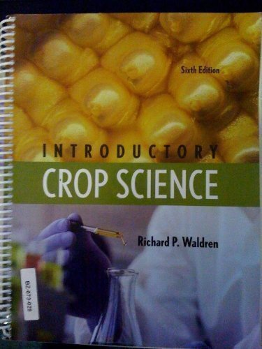 Introductory Crop Science