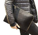 ハンドバッグ バッグ セカンドバッグ メンズ xp402-xb25(ブラック)