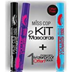 Miss Cop Coffret 2 Mascara + 1 Mascar...
