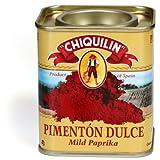 Sweet Paprika Tin ~ Chiquilin