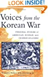 Voices from the Korean War: Personal...