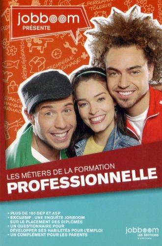 les-metiers-de-la-formation-professionnelle-edition-2007-2008-french-text
