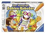 Ravensburger 00706 - tiptoi: Der hungrige Zahlen-Roboter von Ravensburger Spieleverlag GmbH