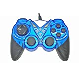 Generic USB Game Pad For PC WinXP/Win7/Win8 Game Controller Joystick For PC Game - BLUE