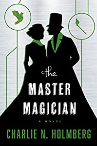 The Master Magician by Charlie N. Holmberg ebook deal
