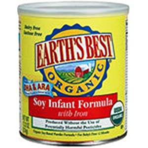 organic baby formula sale