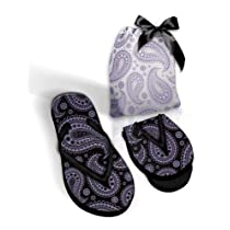 Pocketflops Folding Flip-Flop Sandals