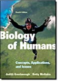img - for Biology of Humans: Concepts, Applications, and Issues (4th Edition) book / textbook / text book