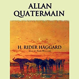 allan quatermain ebook