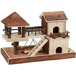 Kerbl 82854 Hamsterkletterhaus, 37 x 21 x 25 cm