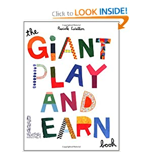 Giant Play and Learn Book (Activity)