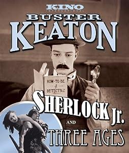 Sherlock Jr./Three Ages [Blu-ray] [Import]