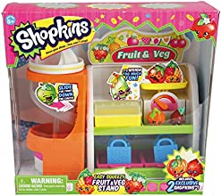 Shopkins Fruit & Vegetable Playset