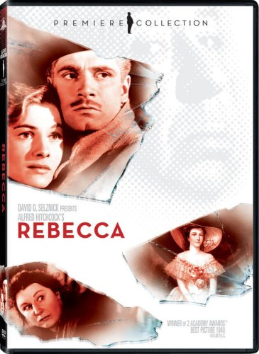 Rebecca [DVD] [1940] [Region 1] [US Import] [NTSC]