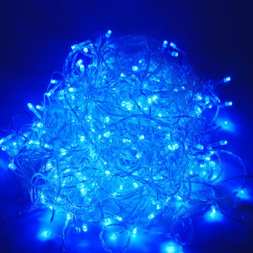 Cvlife Blue 100M 480 Led Fairy String Lights Wedding Christmas Party Holiday Tree Light Lighting