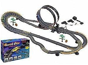 logitoys circuit voitures circuit quad extreme 2 jeux et jouets. Black Bedroom Furniture Sets. Home Design Ideas