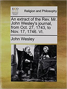 How john wesleys journal masturbation very