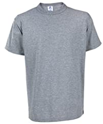 Russell Athletic Youth NuBlend Tee - Oxford - S