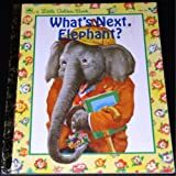 What's Next, Elephant? (A Little Golden Book) (0307002063) by Kathryn Jackson