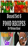 Boxed Set 6 Food Recipes