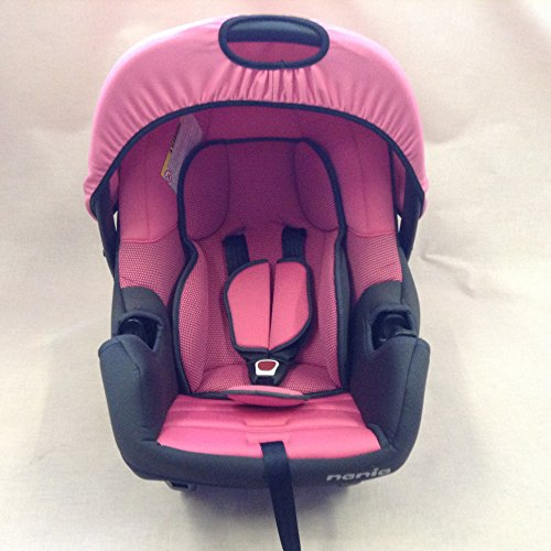 Best Deal Baby Car Seats Nania Beone Sp In Hatrix Pink
