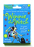 Valerie Thomas Winnie the Witch Activity Fun Cards
