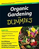 Search : Organic Gardening For Dummies