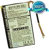 1300mAh Li-Polymer Battery for Magellan RoadMate 1400, 1430, 1412, 1445, 1445T