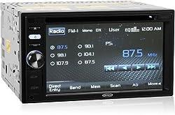 See Jensen Vm9125 In-dash Double DIN 6.2