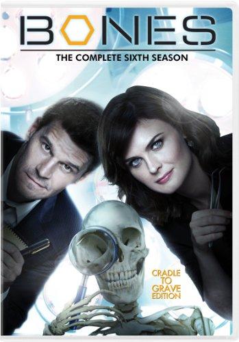 Bones: Season 6 [DVD] [Import]