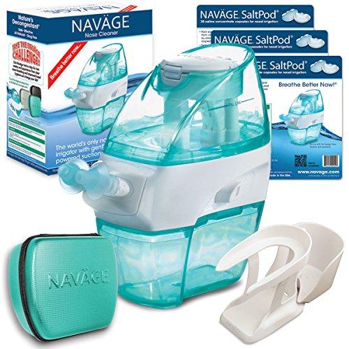 858492004293 Upc Naväge Nasal Irrigation Deluxe Bundle Navage