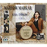 "MARLOW MARKAR Special Edition AURA ENERGIA 2 CD Compilation Chanson Pop Lounge REMASTERED with Grand Mal Symphonie EEG Partitur Komposition Marlene Marquardt!von ""Marlow & Marlene..."""