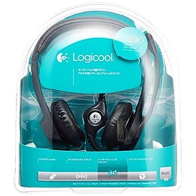 LOGICOOL USBヘッドセット H390