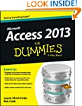 Access 2013 For Dummies (For Dummies...