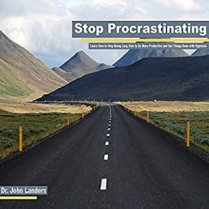 Stop Procrastinating Speech