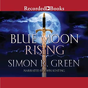 Blue Moon Rising Audiobook