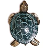 Solid Brass Sea Turtle Door Knocker