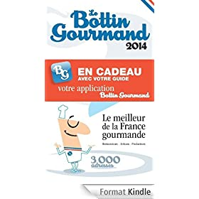 Le Bottin Gourmand France 2014