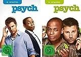 Psych Staffel 6+7 (8 DVDs)