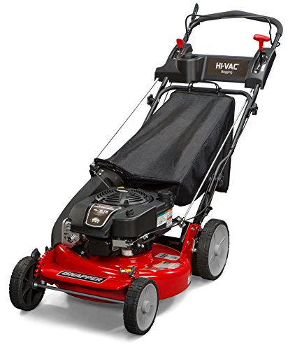 Snapper-P2185020-7800980-HI-VAC-190cc-3-N-1-Rear-Wheel-Drive-Variable-Speed-Self-Propelled-Lawn-Mower-with-21-Inch-Deck-and-ReadyStart-System-and-7-Position-Height-of-Cut