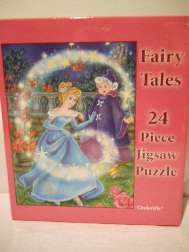 24 Piece Fairy Tale Puzzle - Cinderella (16007-1)