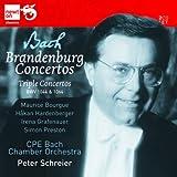 echange, troc  - Les 6 Concertos Brandebourgeois