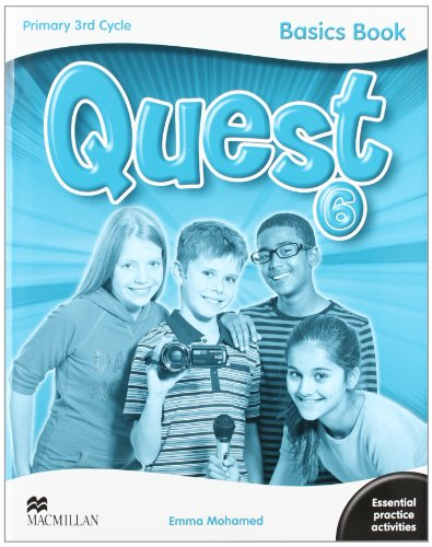 Quest Level 6 Basics Book