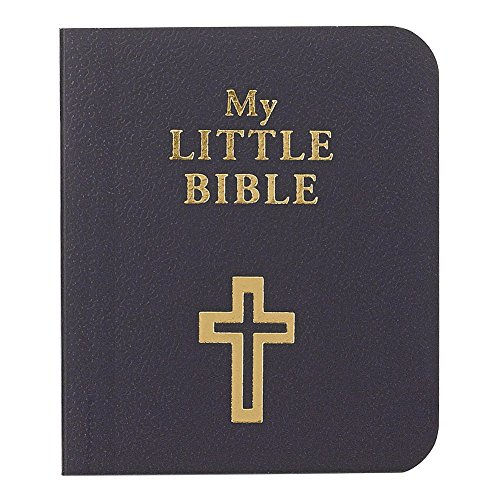 My Little Bible - Blue (Mini Bibles compare prices)